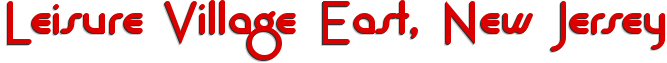 Leisure Village East business directory logo